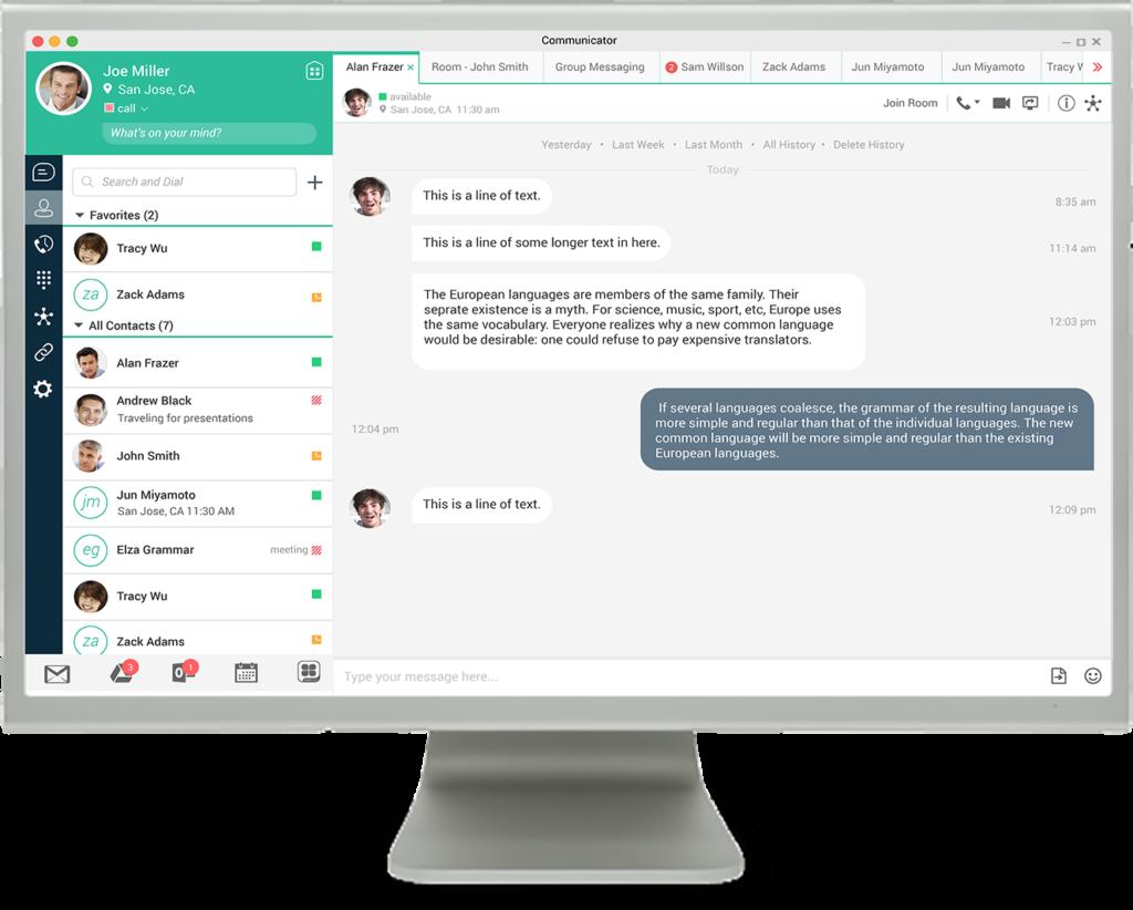 unified communcation cloud - broadsoft basic