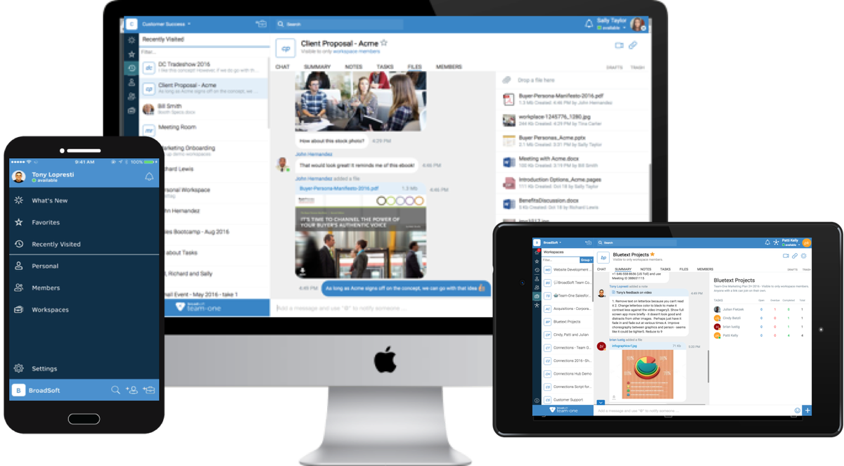 unified communication cloud - broadsoft
